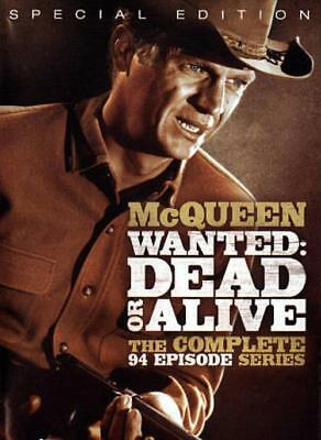 Wanted: Dead Or Alive - The Complete 94 Episode Series New Dvd