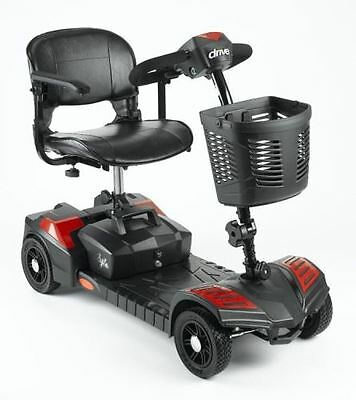 Style 4mph Portable Mobility Scooter Travel Car Boot Scooter