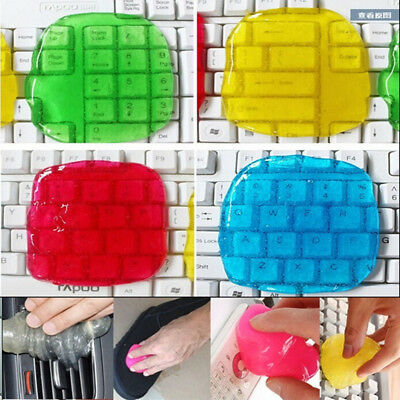 New Useful Home Cyber Cleaning Glue Keyboard Wipe Compound High Tech Cleaner