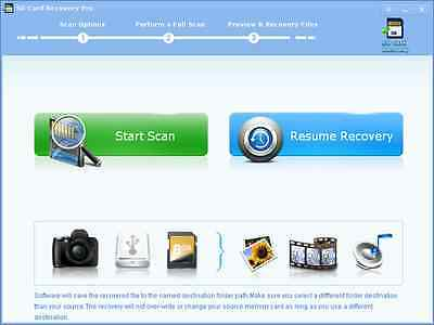 SD Card Recovery Professional