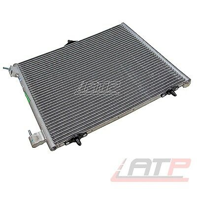 Ac Condenser Radiator 420X374X16 Mm Citroen C3 Mk 1 2 02- C2 Ds3 1.1-1.6