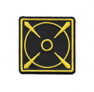 Babylon 5 Uniform Shoulder Security Embroidered Patch NEW UNUSED