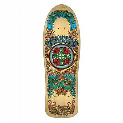 Santa Cruz Dressen Roses Skateboard Deck 10.3″ x 31.64″ Natural Reissue