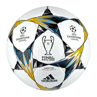 Adidas UEFA CHAMPIONS LEAGUE FINALE KYIV 2018 COMPETITION BALL -Size 5 Football