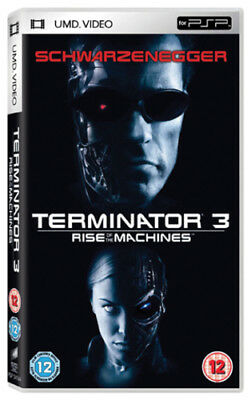 Terminator 3 - Rise Of The Machines [UMD DVD