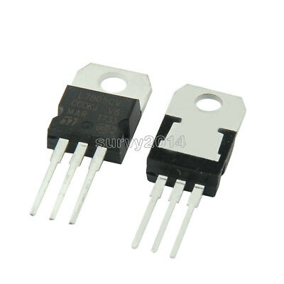 20pcs L7805 LM7805 7805 Voltage Regulator +5V 1.5A
