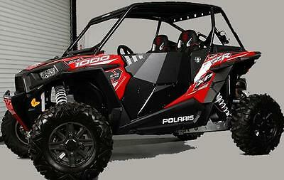Pro Armor Rzr 1000 Turbo Xpt Stealth Doors #p141228Rbl
