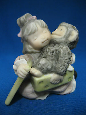 Pretty As A Picture Figurine I Love You Just The Way You Are Kim Anderson Enesco