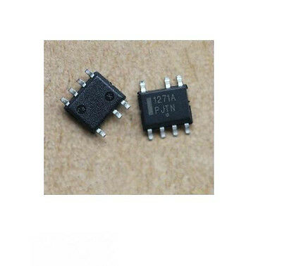 2pcs Brand New NCP1271A 1271A NCP1271 PWM Controller IC SOP-7
