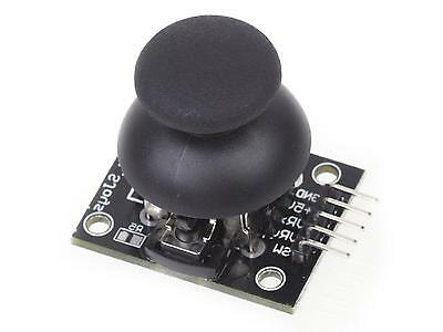 5Pin JoyStick Breakout Module Shield PS2 Joystick Game Controller NEW