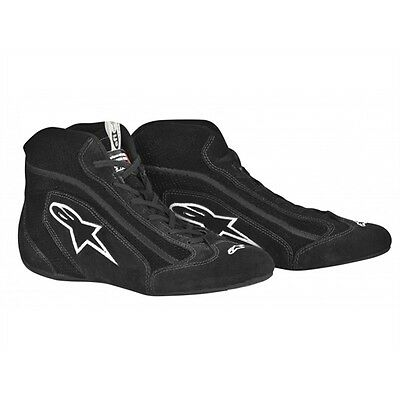 Alpinestars SP Shoes, FIA 8856-2000, Red/Black/White, 10.5