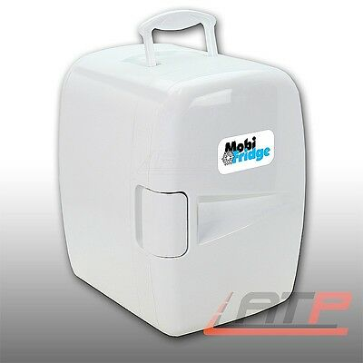 Car Fridge Hot Thermo Insulated Ice Box 12V/220V 5 L