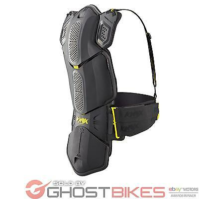 Knox Meta-Sys Back Protector CE Level 2 Armour Motorcycle Winter Sports Vented