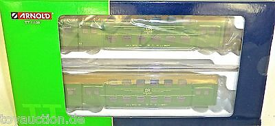 2 piece Double decker train the DR Ep3 TT ARNOLD HN9501 1:120 NEW # HS4 å