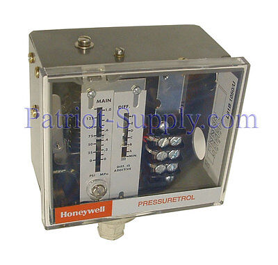 Honeywell L91B1050 Honeywell Pressuretrol 5-150Psi Powerflame 430500