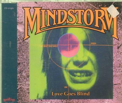 Mindstorm(CD Single)Love Goes Blind-