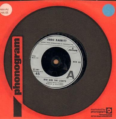 """Johnny Russell(7"""" Vinyl)Song Of The South-Mercury-MER 68-UK-1980-Ex/NM"""