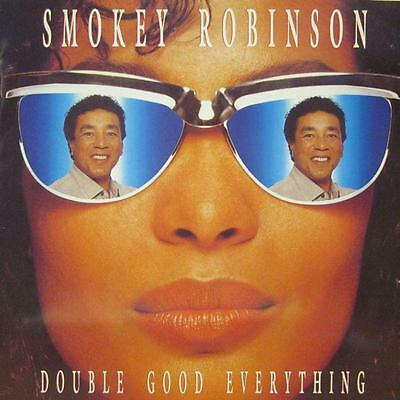 "Smokey Robinson(12"" Vinyl)Double Good Everything-SBK-12SBK 33-UK-VG/Ex"