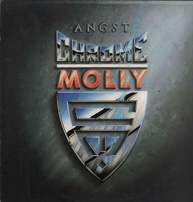 Chrome Molly(Vinyl LP)Angst-I.R.S-MIRF 1033-UK-1988-Ex/Ex+