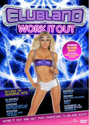 Clubland: Work It Out DVD (2008) Deanne Berry