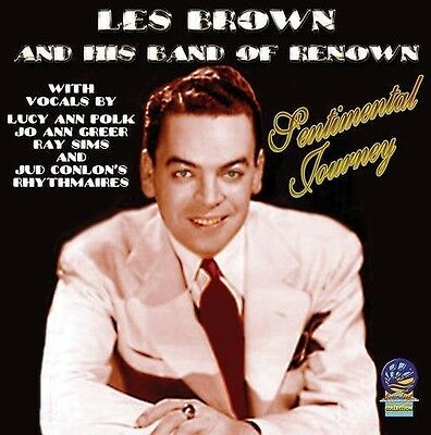 Les Brown, Les Brown & His Band of Renown - Sentimental Journey [New CD]
