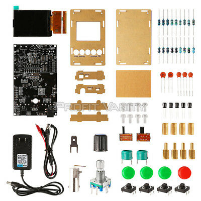 SainSmart DSO320 Mini Oscilloscope STM32 DIY Soldering Kit with Probe Power Case