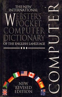 The New International Websters Pocket Computer Dictionary Of The Englis-VG