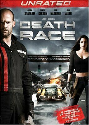 Death Race (Unrated Edition) DVD