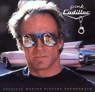 PINK CADILLAC - Original Motion Picture Soundtrack - OST CD