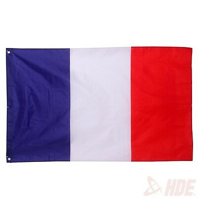 French Tricolour France Country Flag National Banner Outdoor Football