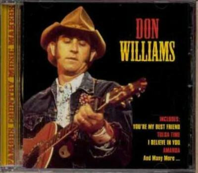 Don Williams : Famous Country Music Makers CD Expertly Refurbished Product