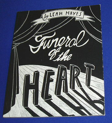 Funeral of the Heart by Leah Hayes. 1st edn. VFN.