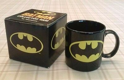 Batman Collector Mug by Applause DC comics 1964 {NEW IN BOX}