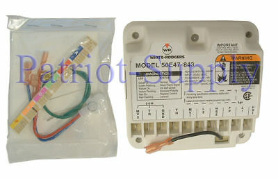 White-Rodgers 50E47-843 Universal HSI IGNITION MODULE