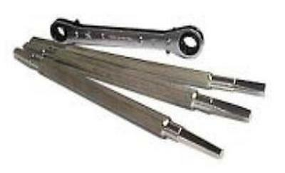 1818134 Crown Ratchet Faucet Seat Wrench Set (Faucet Seat Extractor Set)