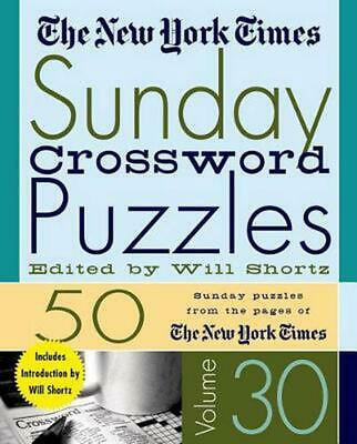 Crossword Puzzles By Editors Of Publications International Ltd