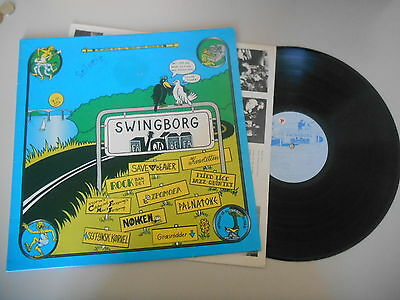 LP VA Swingborg (9 Song) OIS / FAJABEFA REC