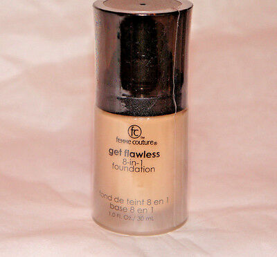 Femme Couture Get Flawless 8- in-1 Foundation Sealed ** YOU CHOOSE