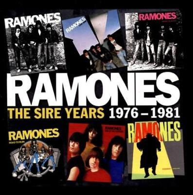 Ramones - The Sire Years 1976-1981 New Cd