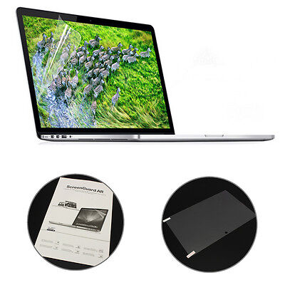 Clear Transparent Screen Protector Flim Guard For Macbook Pro 13'' Retina Laptop
