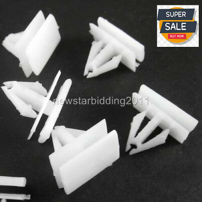 Car & Truck Exterior Parts 100 for GM Rocker Panel Moulding Clips Retainer Cadillac Chevy Fastener 25693852 Car & Truck Exterior Mouldings & Trim