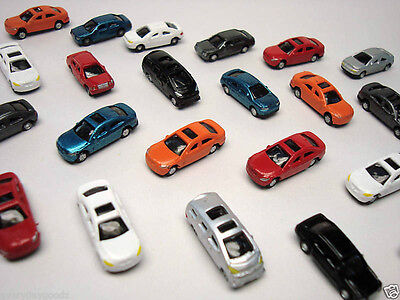 B53 a Z- 25 Pieces Cars BMW Mercedes Opel approx. 1:200-1:220 Set Assortment In