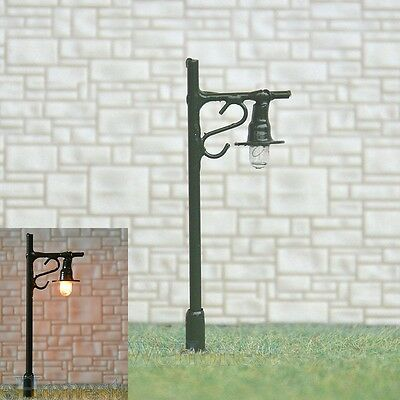 S171 - Set 10 Pcs Lamps Streetlights Nostalgic 1-flammig 5cm Park Lights