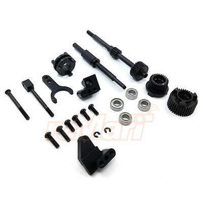 SSD 2 Speed Transmission Conversion Kit Axial Yeti EP 1:10 RC Car #SSD00041