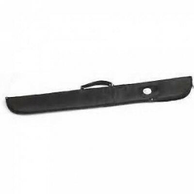 Soft Case For A 2 Piece Full Size Pool / Snooker Cue