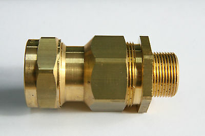 SWA E1W25 Brass Cable Gland (Gland Only)