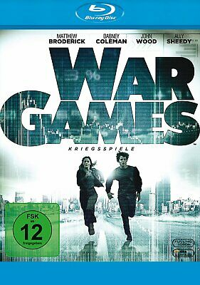 War Games - (Matthew Broderick) - BLU-RAY-NEU