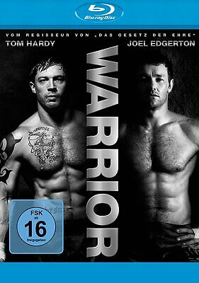 Warrior - (Tom Hardy) # BLU-RAY-NEU