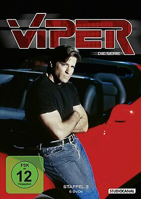 Viper - Season/Staffel 3 - 6-DVD-BOX-NEU