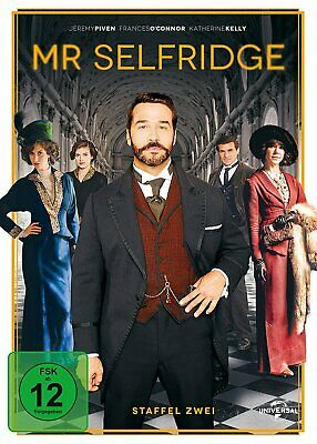 Mr Selfridge - Season/Staffel 2 # 3-DVD-BOX-NEU